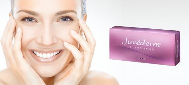 Juvéderm® – Faltenunterspritzung mit Hyaluronsäure