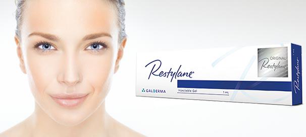 Restylane® Faltenunterspritzung mit Hyaluronsäure