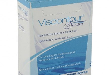 Viscontour® Serum Ampullen