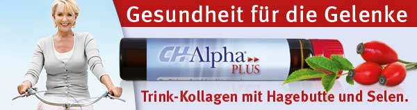 CH Alpha® Plus Trink-Kollagen