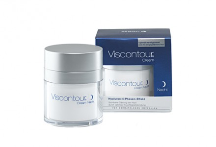 Viscontour® Nachtcreme