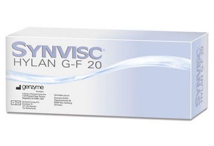 Synvisc® Spritzampullen (1x 2ml)