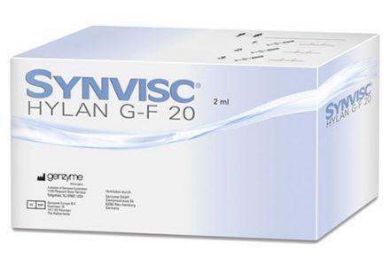 Synvisc® Spritzampullen (3x2ml)
