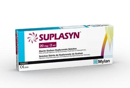 Suplasyn 20mg/2ml