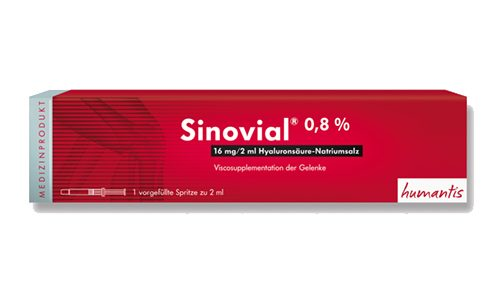 Sinovial® Viscosupplementation