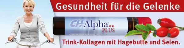 CH Alpha® Plus Trink-Kollagen